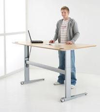 Mimek Electric Height Adjustable Desks DM17